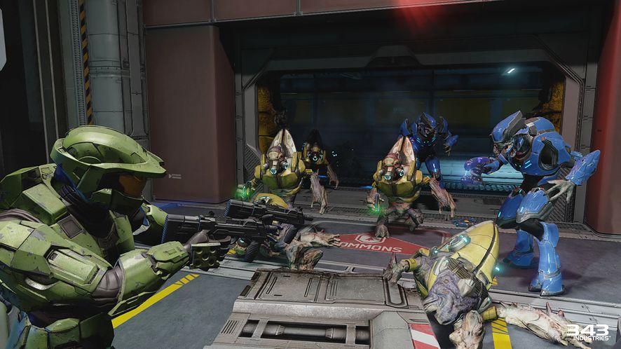 Łatka do Halo: The Master Chief Collection będzie później