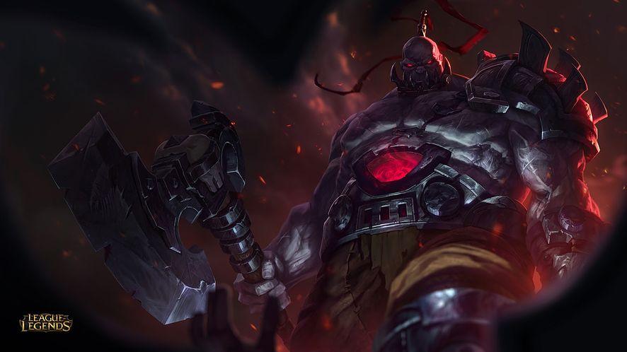 Będzie odświeżona wersja najbardziej zepsutego czempiona w League of Legends. Oto nowy Sion