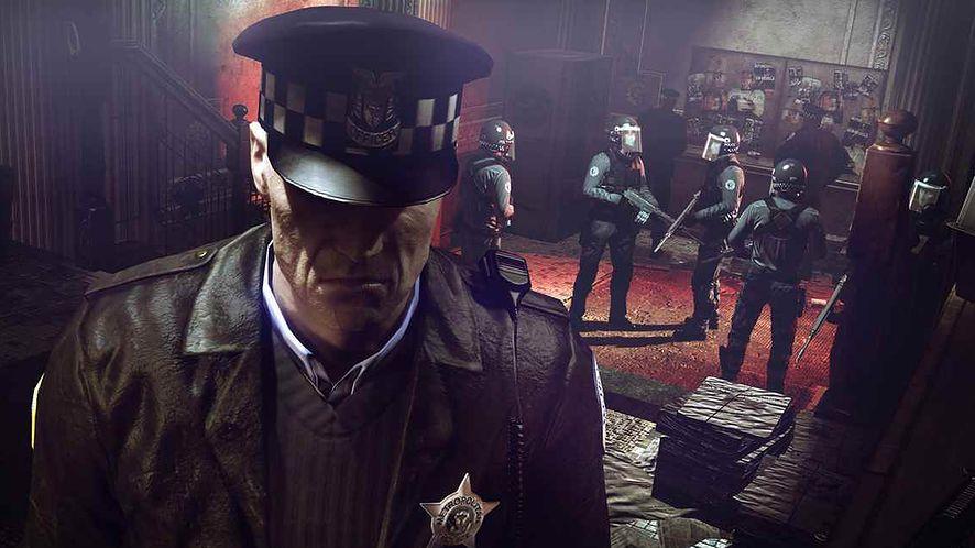 Policja w Hitman: Absolution [Galeria]