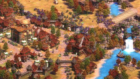 Age of Empires II: Definitive Edition nie otrzyma więcej cywilizacji po premierze