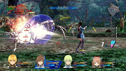 Intro i screeny ze Star Ocean: The Last Hope International