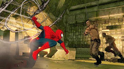 Tak wygląda Spider-man: Shattered Dimensions