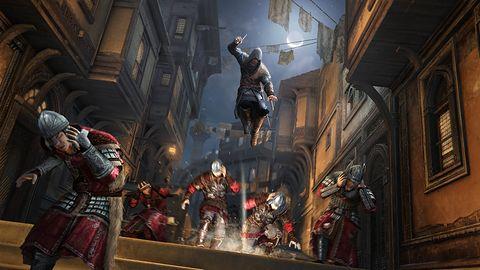 Wkrótce na Rynku Xbox Live: Alan Wake, Nexuiz, dodatek do Assassin's Creed: Revelations