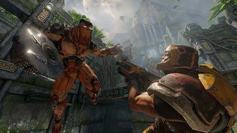 Król powraca w wielkim stylu – wrażenia z bety Quake Champions