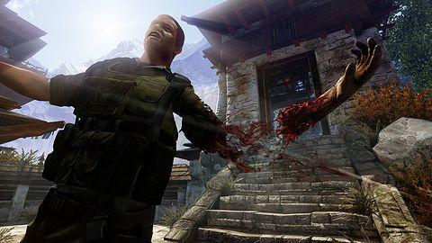 Sniper: Ghost Warrior 2 będzie brutalną grą [Galeria]