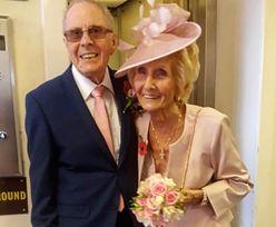 Pobrali się po 65 latach rozłąki