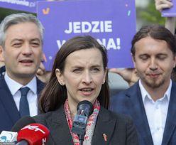 """Sylwia Spurek odchodzi z Wiosny. """"Wartości, program, cele są bez zmian"""""""