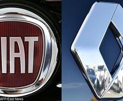 Fiat i Renault połączą siły? Dzięki fuzji może powstać trzecia siła na rynku motoryzacyjnym