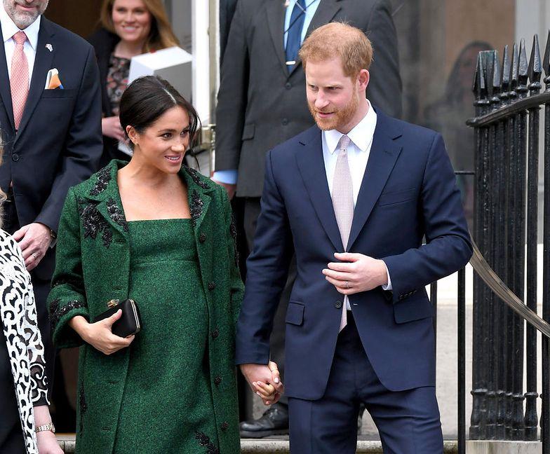 Meghan Markle i książę Harry zostali rodzicami.