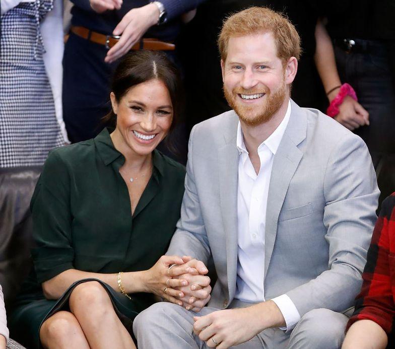 Dziecko Meghan i Harry'ego nie będzie ani księciem, ani księżniczką