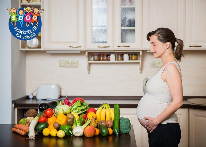 Jak prawidłowo odżywiać się w ciąży?