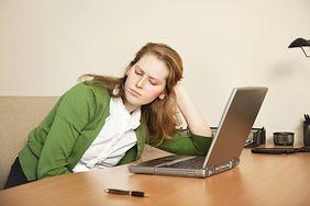 Silny stres w ciąży
