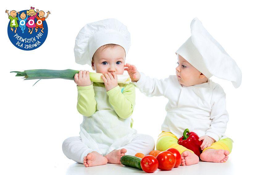 Dieta małego dziecka