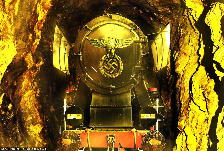 """""""Złoty pociąg"""" jednak istnieje? Są nieoficjalne informacje"""
