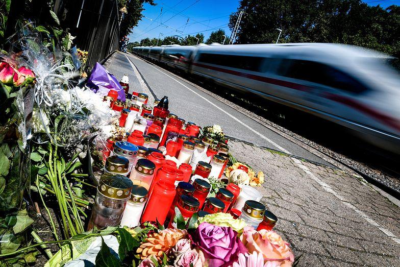 Tragedia w Niemczech. 34-latka zepchnięta pod nadjeżdżający pociąg