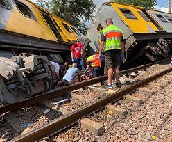 Katastrofa kolejowa w RPA. Wielu zabitych i rannych