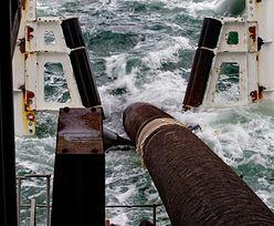 Wyciek oleju na Bałtyku. Wielka plama u wybrzeży Finlandii