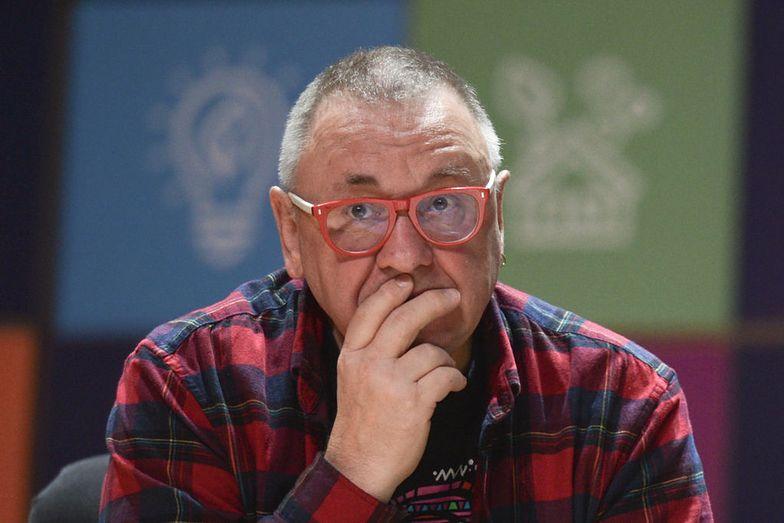 Jerzy Owsiak był już karany za przeklinanie na scenie WOŚP