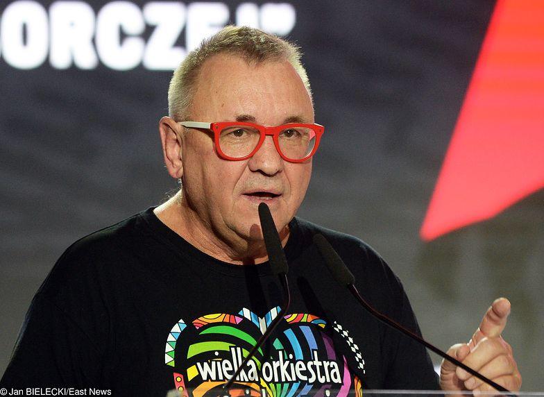 Jerzy Owsiak skomentował wyniki wyborów do Europarlamentu