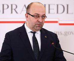 Wiceminister sprawiedliwości stał za hejtem wobec sędziów? Burza po tekście portalu