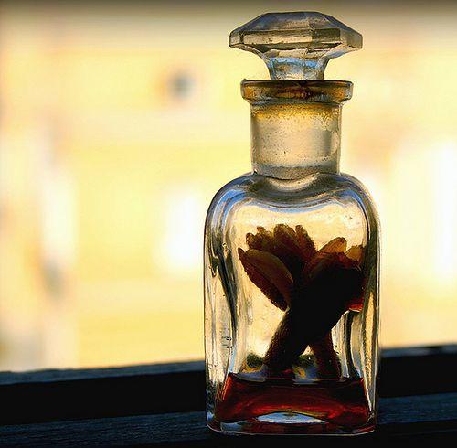 Zapach antyperspirantów