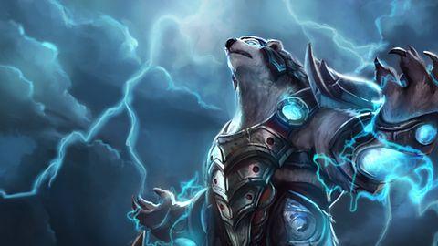 Volibear: Miś Burzy - nowy bohater z League of Legends wylądował
