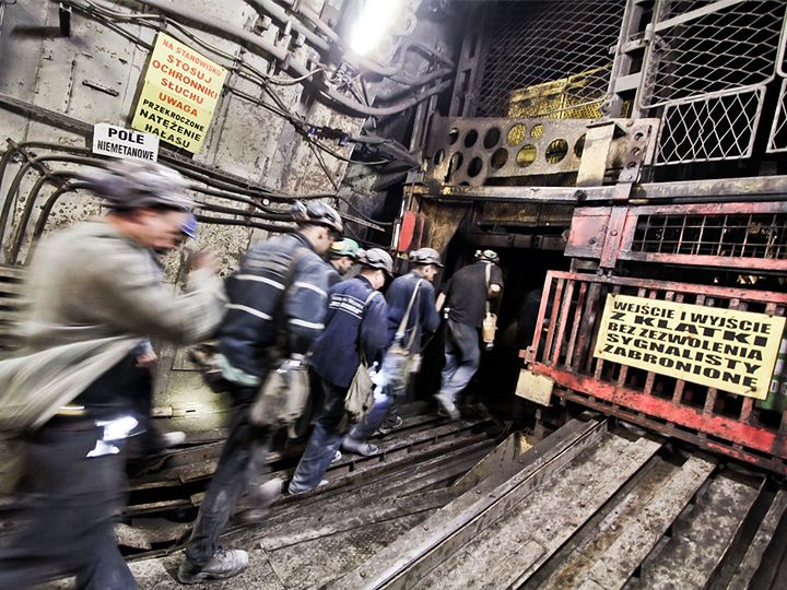 Z powodu pożaru endogenicznego z kopalni węgla w Bogdance ewakuowano 180 osób