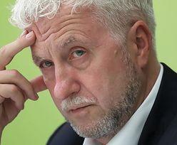 Jacek Wojciechowicz zawiesza kampanię z powodu śmierci ojca