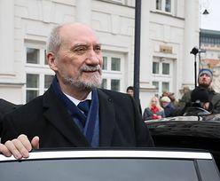 Macierewicz poza rządem. Były minister wciąż będzie jeździł limuzyną