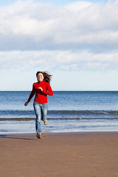 Endorfiny wydzielające się w czasie ćwiczeń