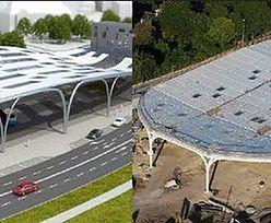 Wyśmiewany dworzec w Katowicach. Mamy komentarz firmy i urzędu miasta