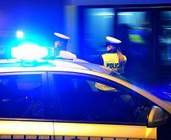 Strzały po pościgu w Śląskiem. W aucie trzech nastolatków