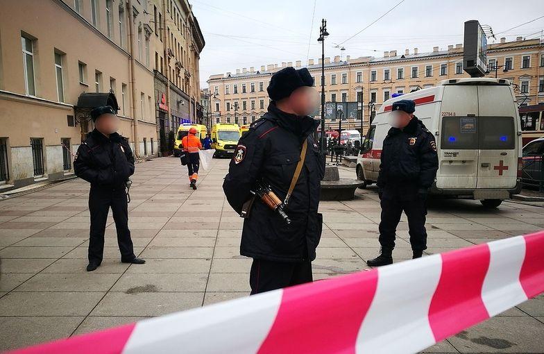 Tragiczny finał pieszczot w Petersburgu. Para spadła z 9. piętra