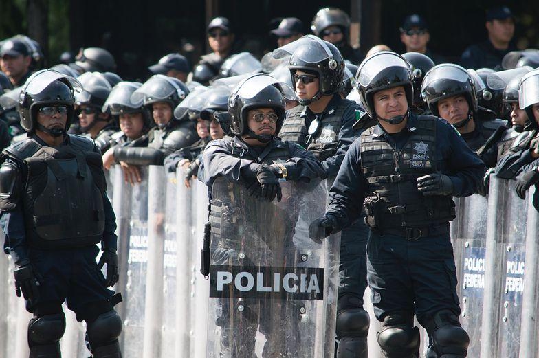 100 niewolnic seksualnych uwolnionych w Meksyku. Wśród nich kobiety z Europy Wschodniej