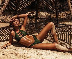 Stworzona do noszenia bikini. Sandra Kubicka ma ciało idealne?