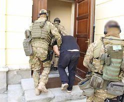 Piotr R. złapany. W maju uciekł policji ze szpitala