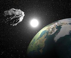 Nr 13 na liście najgroźniejszych asteroid leci w kierunku ziemi. NASA: Tym razem w nas nie uderzy