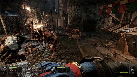 Hej, pecetowcy - Warhammer: End Times - Vermintide pojawi się 23 października