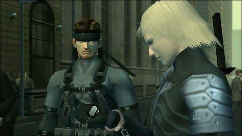 Nawet Raiden nie wiedział, że Metal Gear Solid 2 będzie o Raidenie