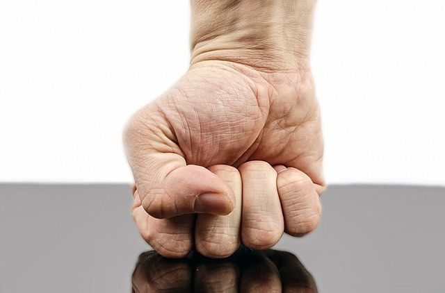Nie dawaj upustu złości
