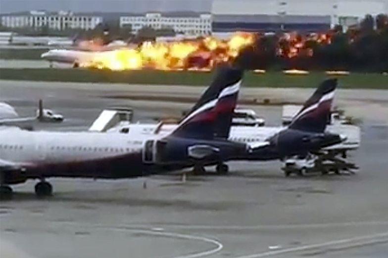 Katastrofa samolotu w Rosji. Znaleziono czarne skrzynki