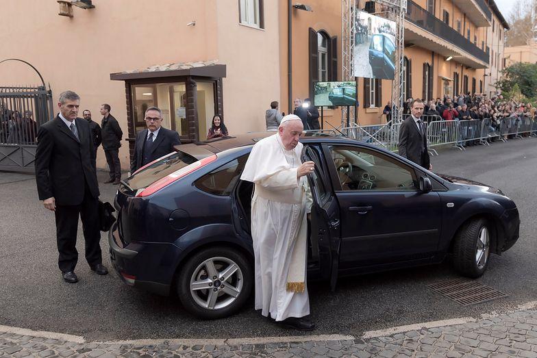 Papież Franciszek sprawił wielką radość na Boże Narodzenie
