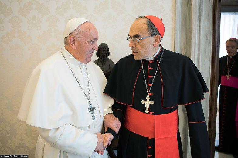 Skandal pedofilski. Papież Franciszek przyjął rezygnację kardynała