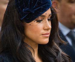 """Meghan Markle nie spotkała się z królową. """"Jej obecność nie była niezbędna"""""""