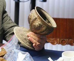 """Skarby na """"nielegalu"""". Samozwańczy archeolog z Wągrowca słono zapłaci za wykopaliska"""