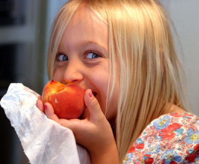 Zdrowe przekąski dla dziecka