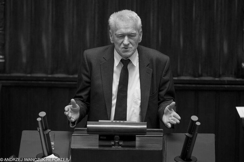 Kornel Morawiecki nie żyje. Polityk miał 78 lat