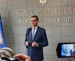 """Strajk nauczycieli. Premier Morawiecki: """"Drodzy maturzyści, matury się odbędą"""""""