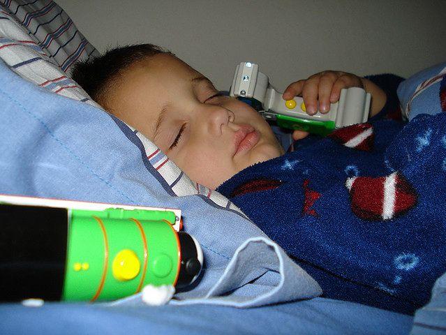 Choroba u dziecka