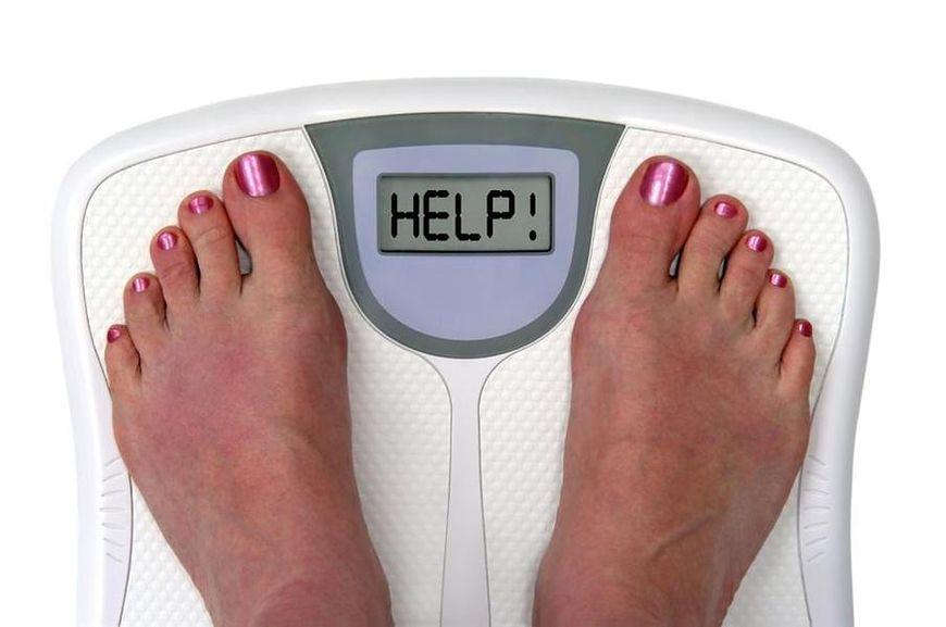 Problemy z wagą